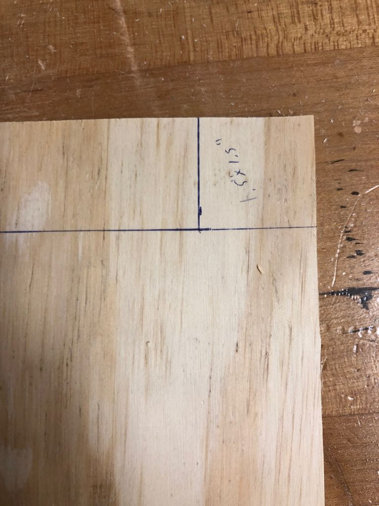Picture of Measure Out the Plywood