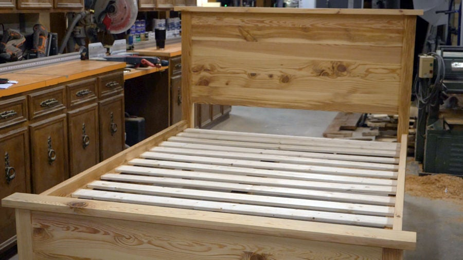 Picture of Install Bed Slats