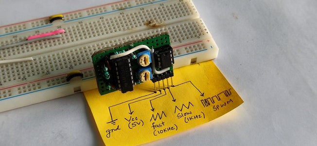 Pin-out of the Module