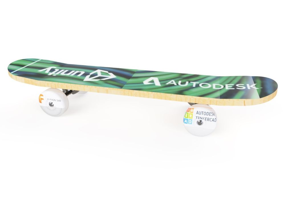Picture of Botlowhao's Skateboard