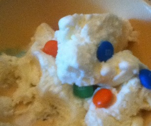M&M Ice Cream