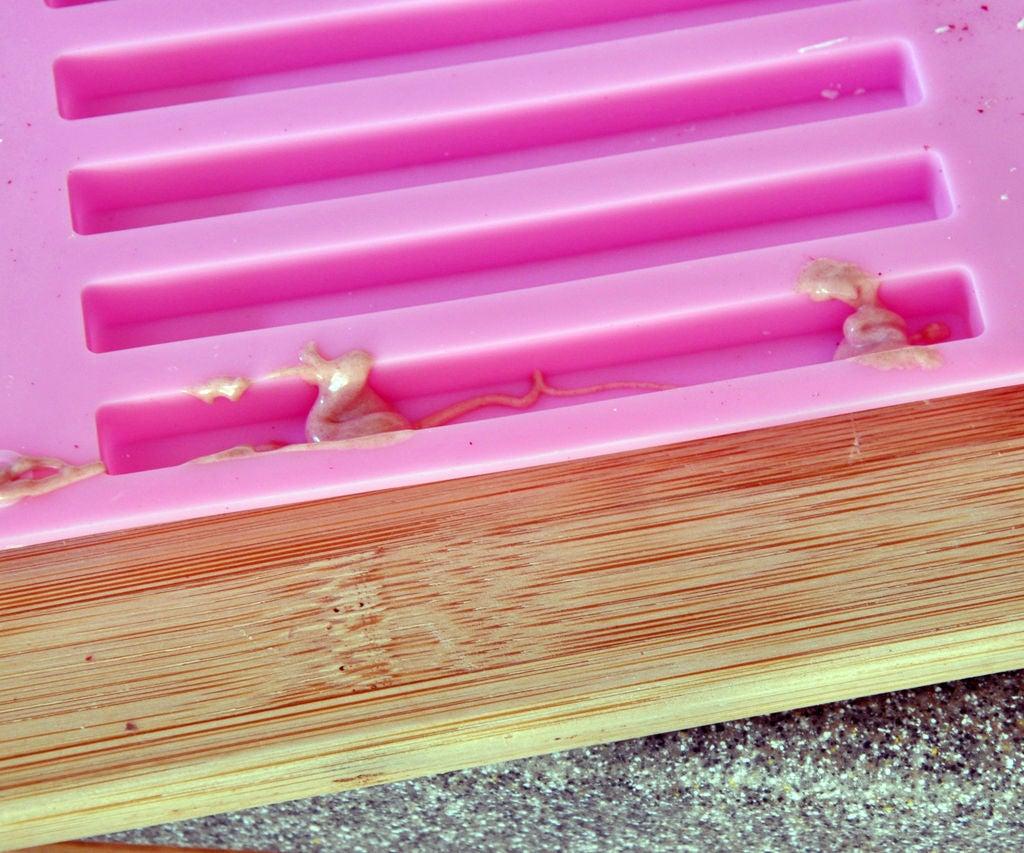 Picture of Multi-Colored Chocolate Sticks