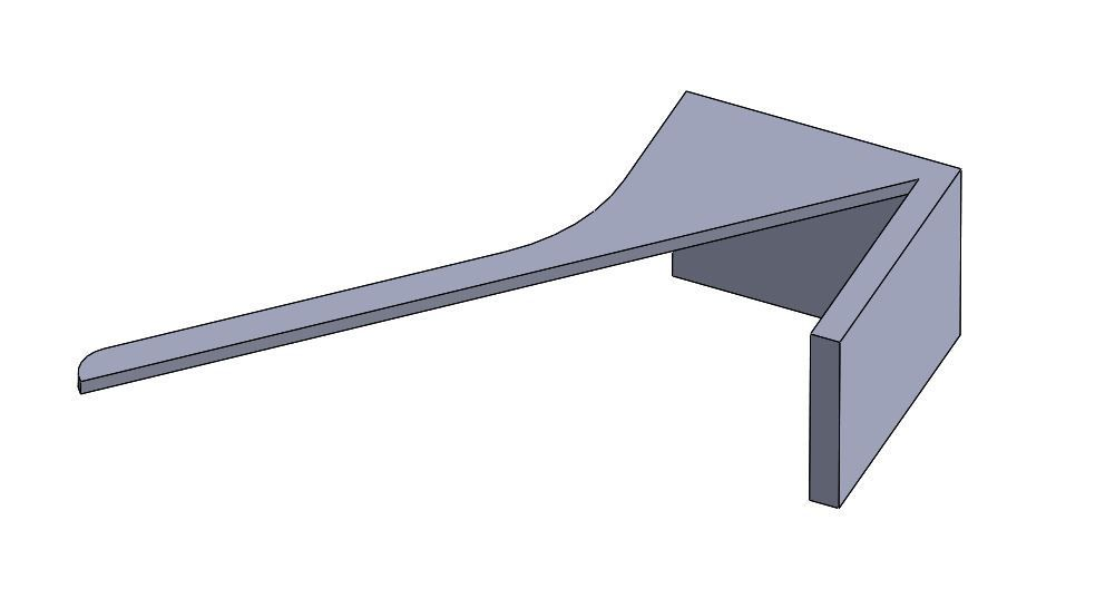 Picture of Circular Center Finder Jig