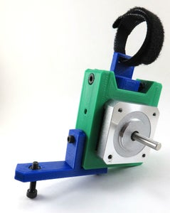 Print and Mount an Already-created Attachment