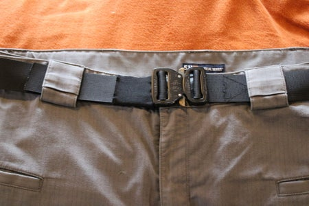 KISS Principle Tactical Belt