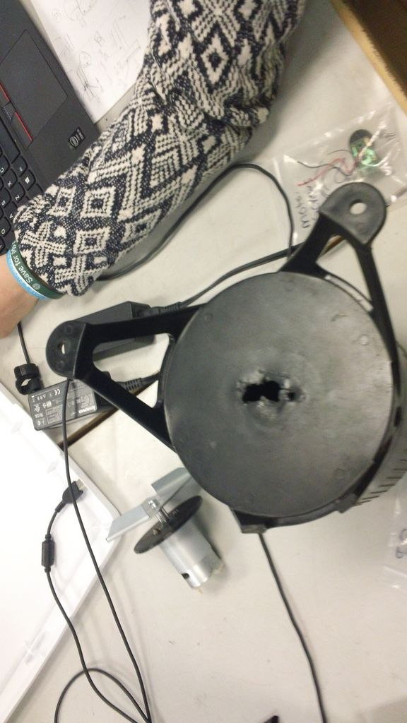 Picture of The Broken Motor Case