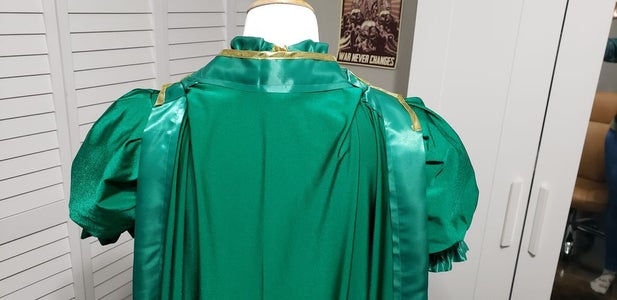 Sewing - Shirt, Skirt, Corset and Cape