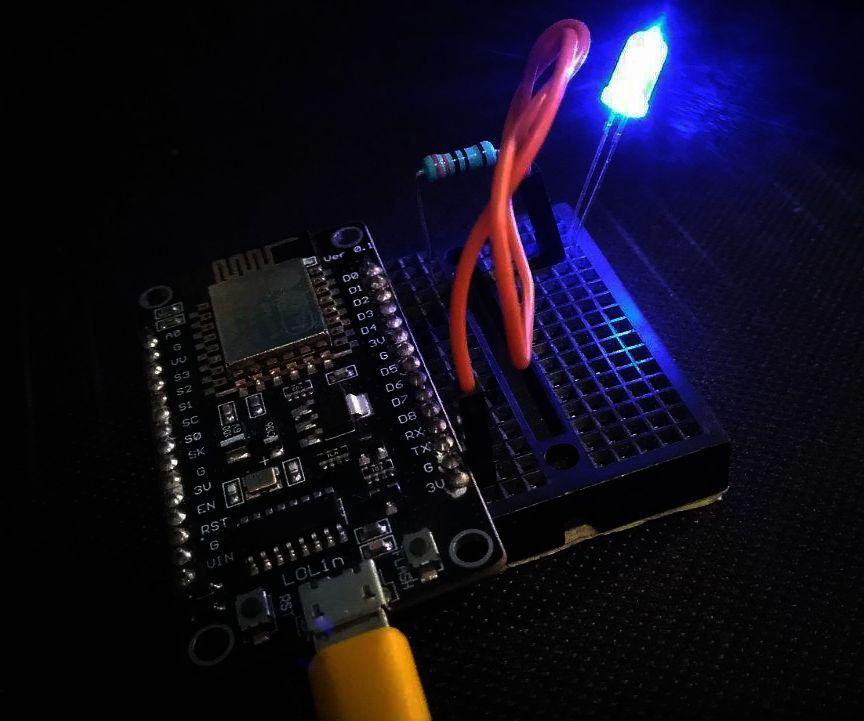 How to Make WiFi Switch Using ESP8266