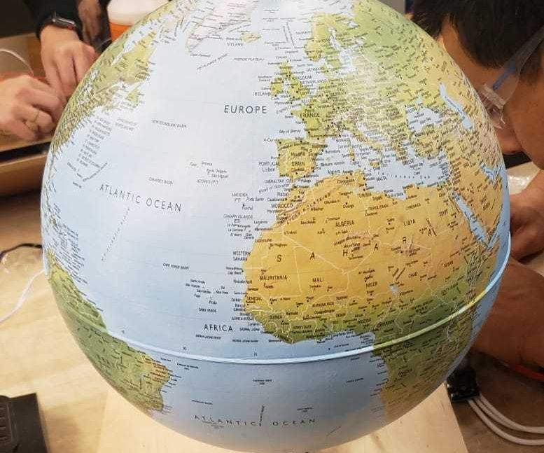 Around the World (Smart Globe)