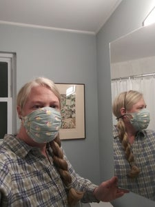 N95-Style Fabric Face Mask