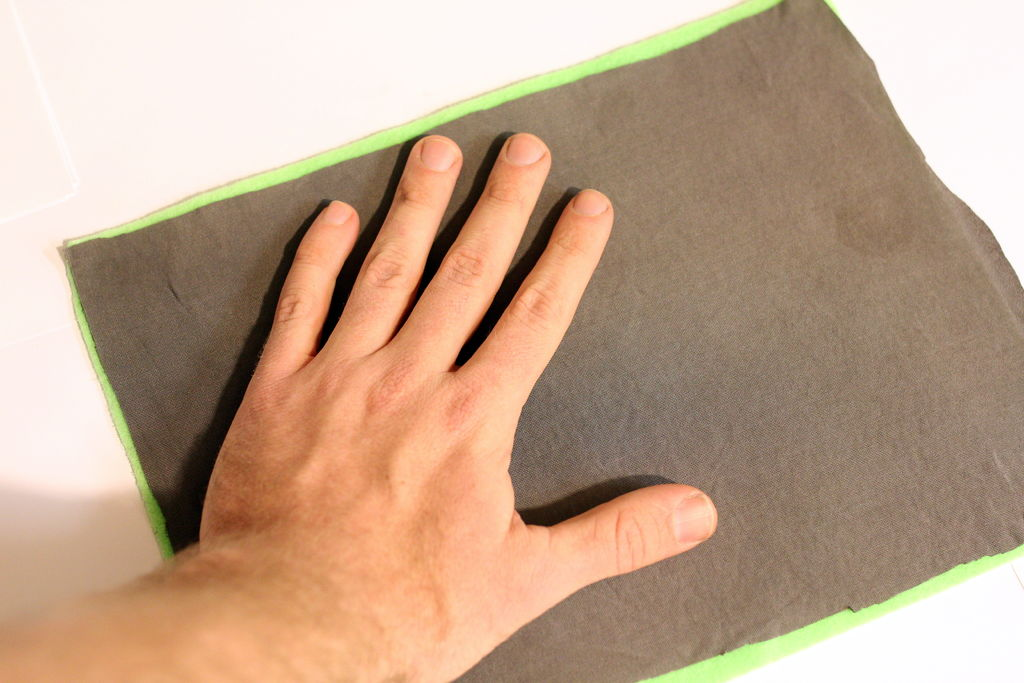 Picture of Spray-mount Conductive Lycra and Felt