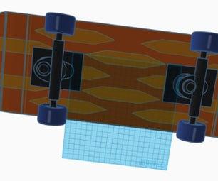 Novel Skateboard