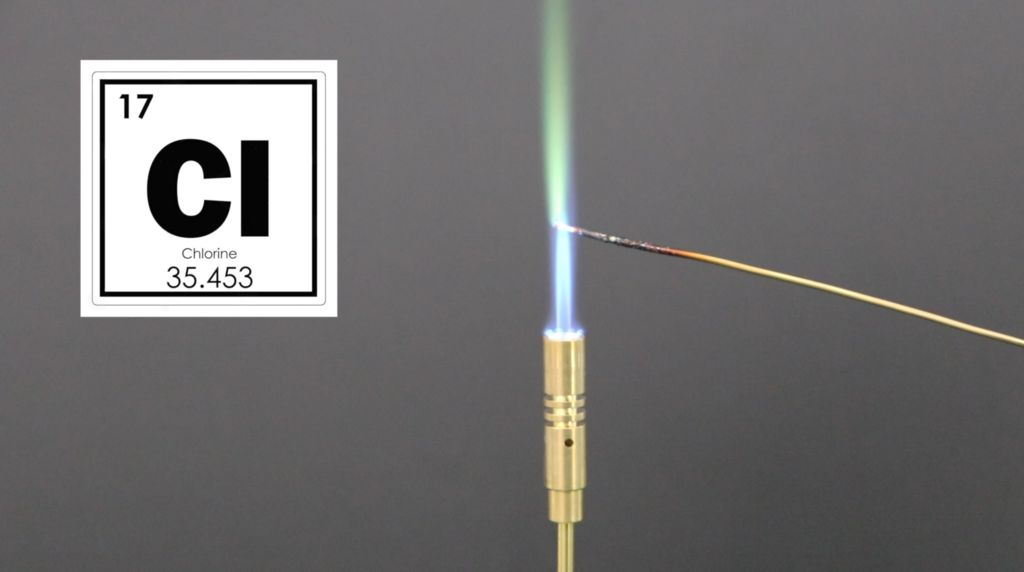 Picture of Insert Your Copper Wire and Sample for Testing