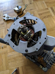 The Compressor Motor