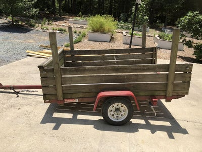 Towing/Hauling Trailer Restore