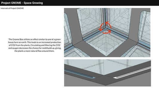 Internal CO2 Filtering - GNOME Box