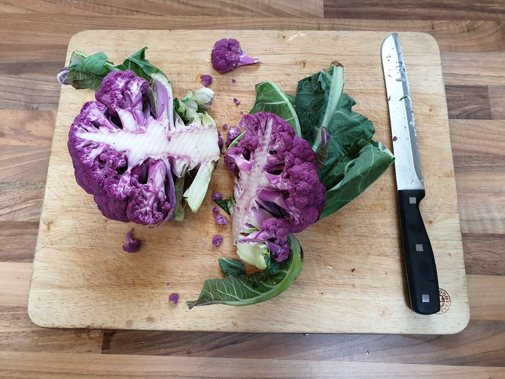 Picture of Chop the Cauliflower