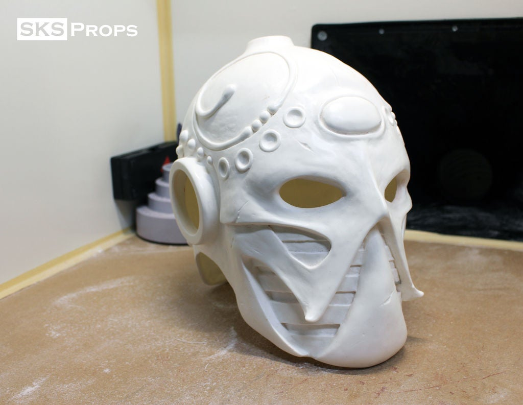 Picture of Mold and Cast Final Version