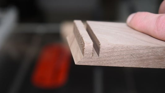 Cut the Miters on the #2 Boards