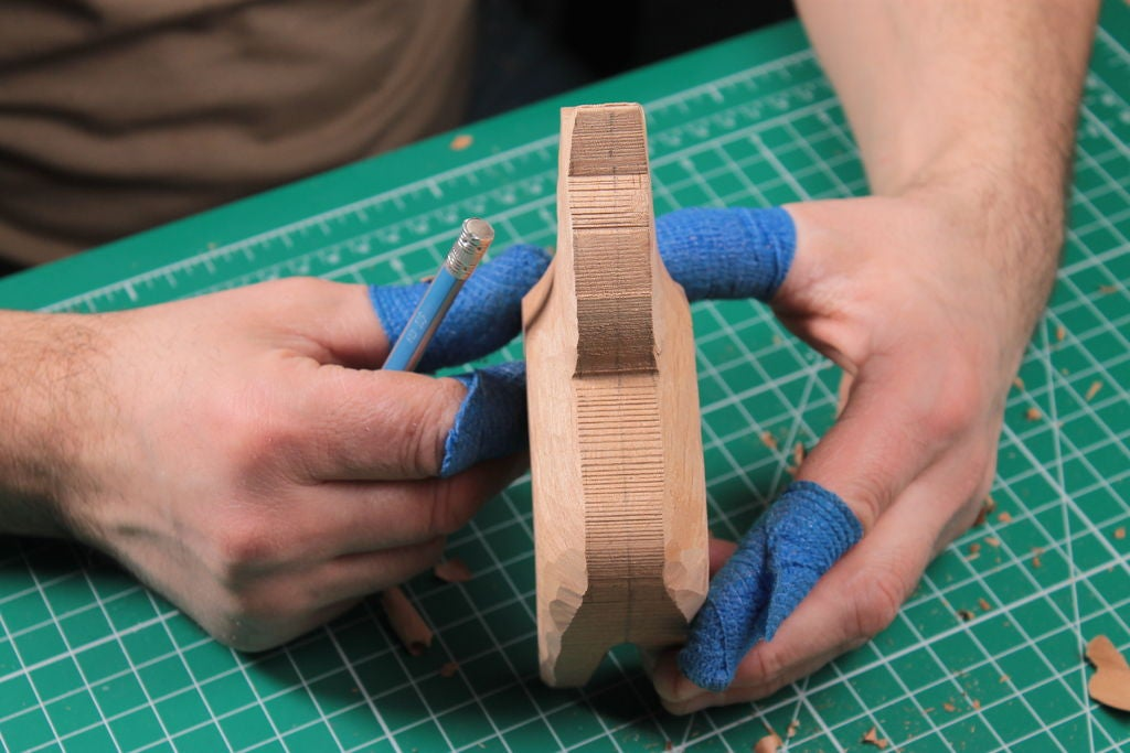 Picture of Carving Phase