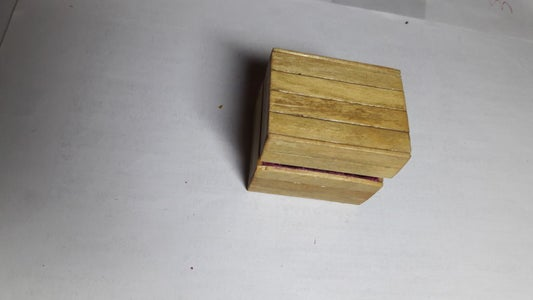 Sanding and Finishing the Box