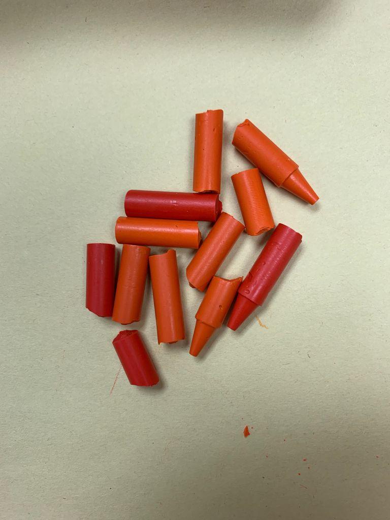 Picture of Peel & Break Your Crayons