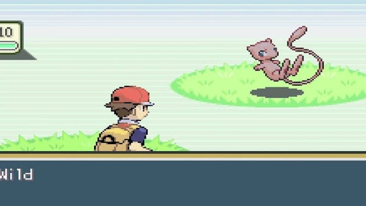 Pokemon Fire Red How to Catch Mew