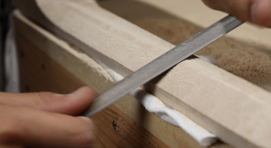 Neck Carving