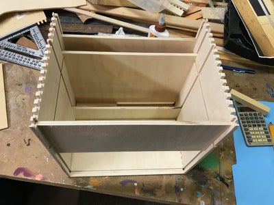 Wooden Box (optional)