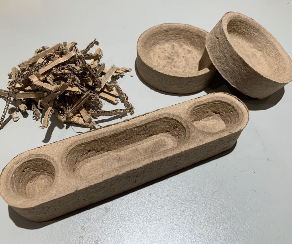 Recycle Cardboard Into Anything With 3D Printing!