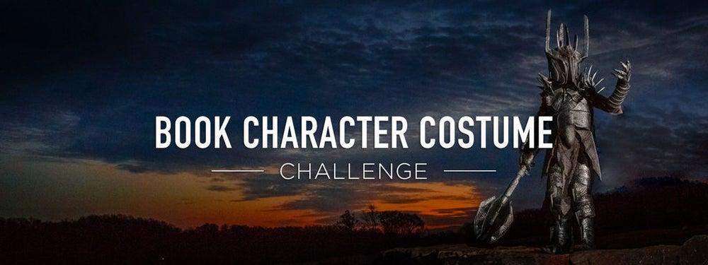 Book Character Costume Challenge