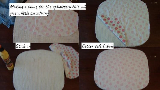Split Into Parts,fantasize,to Sew,do Not Forget,Glue the Lining.