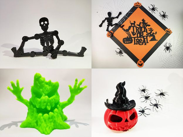Picture of A Halloween 3D Printing Special: DIY Bleeding Doll Head Candles
