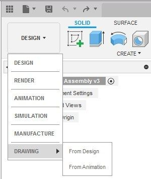 Picture of Fusion 360 Interface