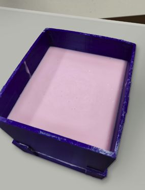 Picture of Step 5: Pour Silicone Into Mold Box
