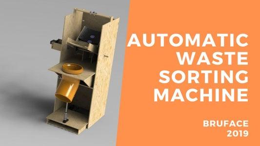 Automatic Waste Sorting Machine