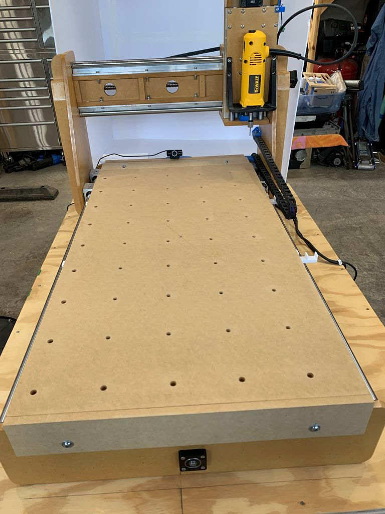 Picture of Build Your Own CNC Milling Machine