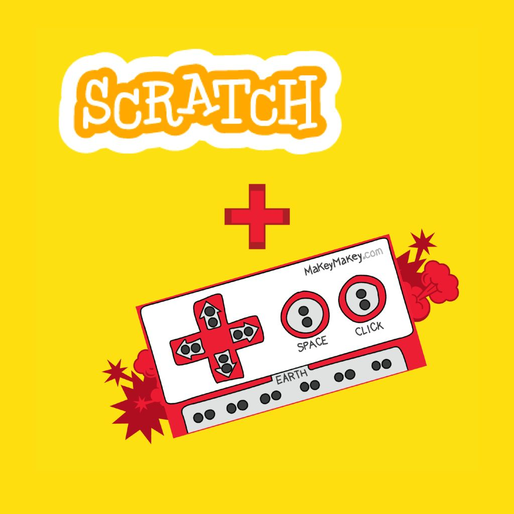 Picture of Getting Started With Scratch and Makey Makey