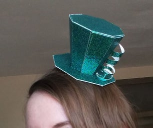 Mini Geometric Top Hat