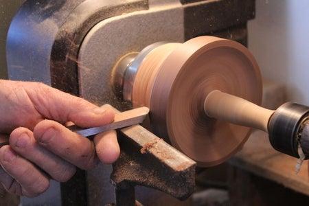 Rough Shape and Finish Cut the RingMinder