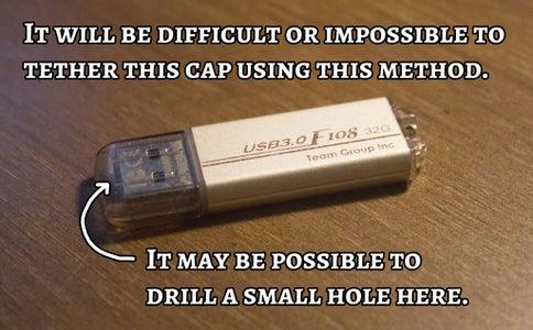 Mark and Drill Cap