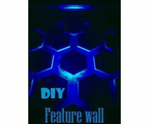 DIY Feature Wall