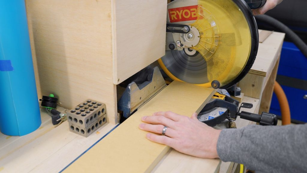 Picture of Cut Down the MDF Box