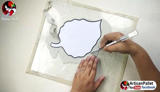 How to Make a Leaf Shape