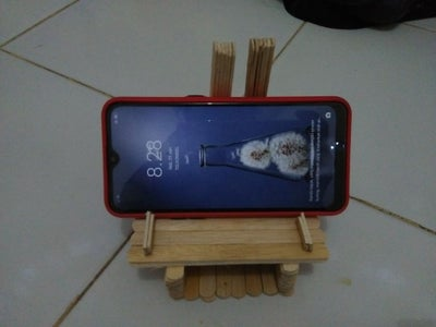 The Backrest Phone to Watch Video