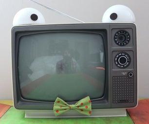 脾气暴躁的电视