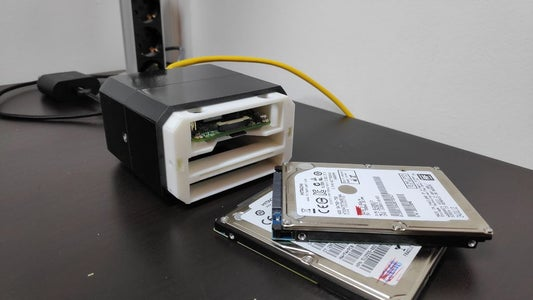 PiNAS - the Raspberry Pi NAS