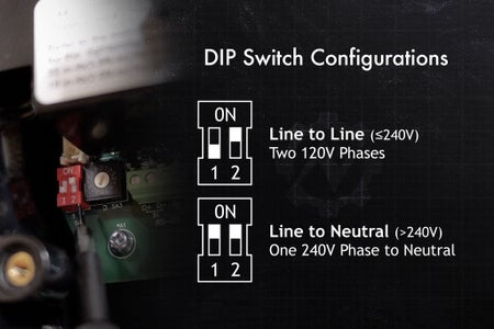 DIP and Rotary Switches