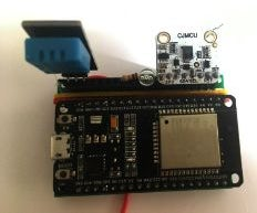 Connected Weather Station With ESP32