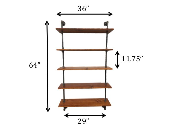 Picture of Cut Shelves